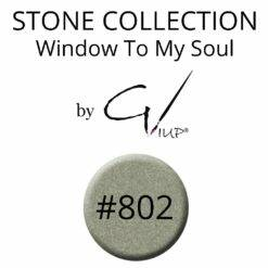 the stone collection window to my soul 802