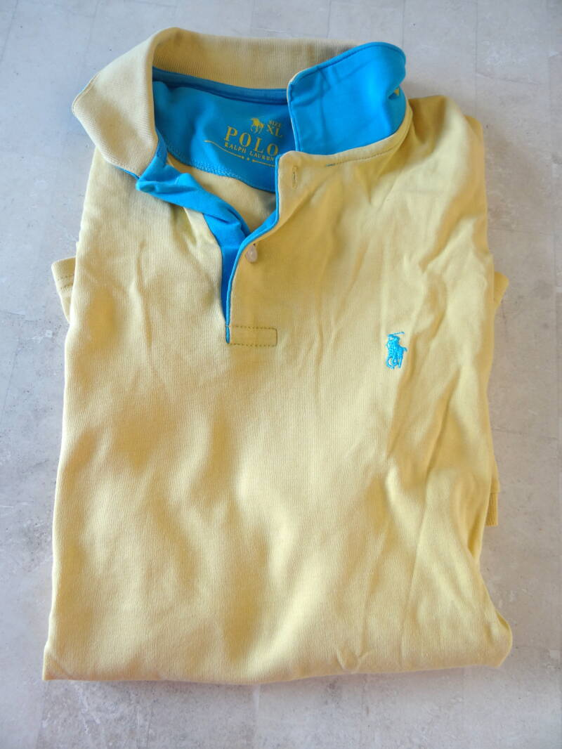 Shirt polo XL
