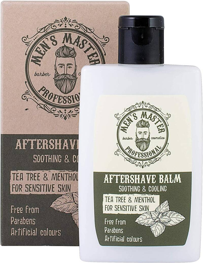 BARBER COSMETICS Aftershave Balm - 120ml
