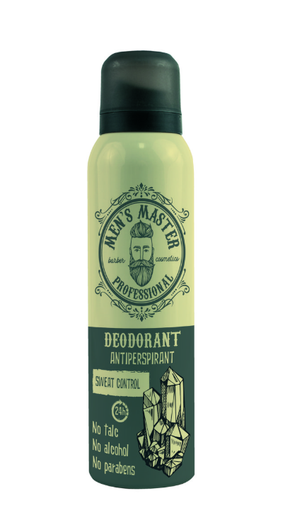 BARBER COSMETICS deodorant - 150ml