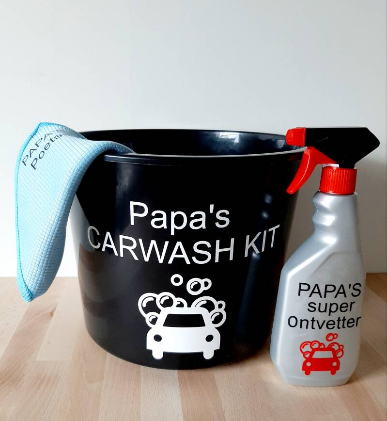 Carwash kit