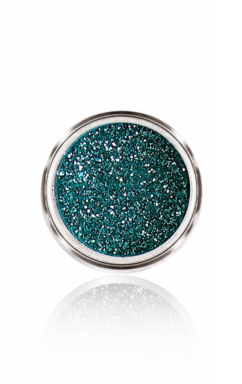 Cosmetic Glitter Turquoise