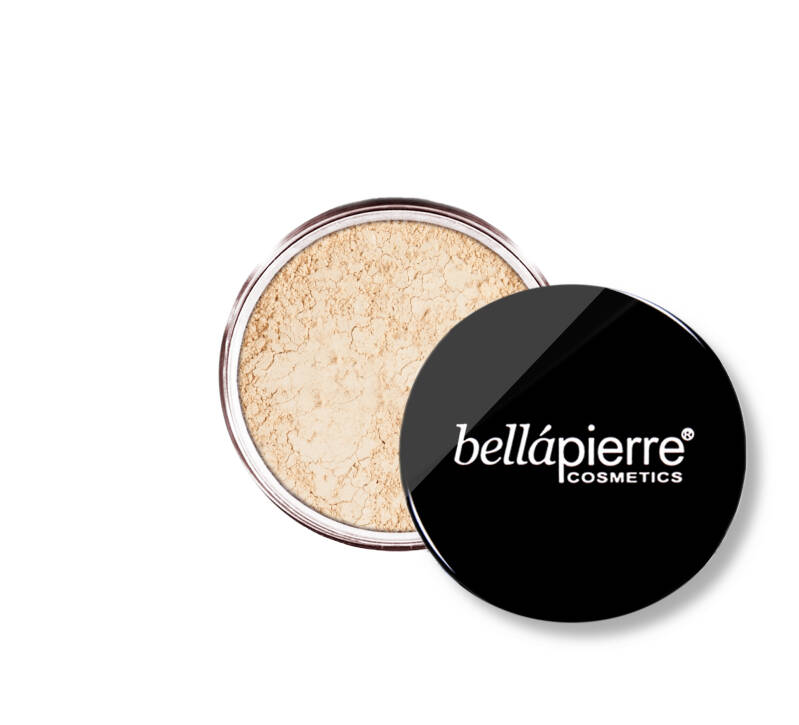 Loose Mineral Foundation Ivory
