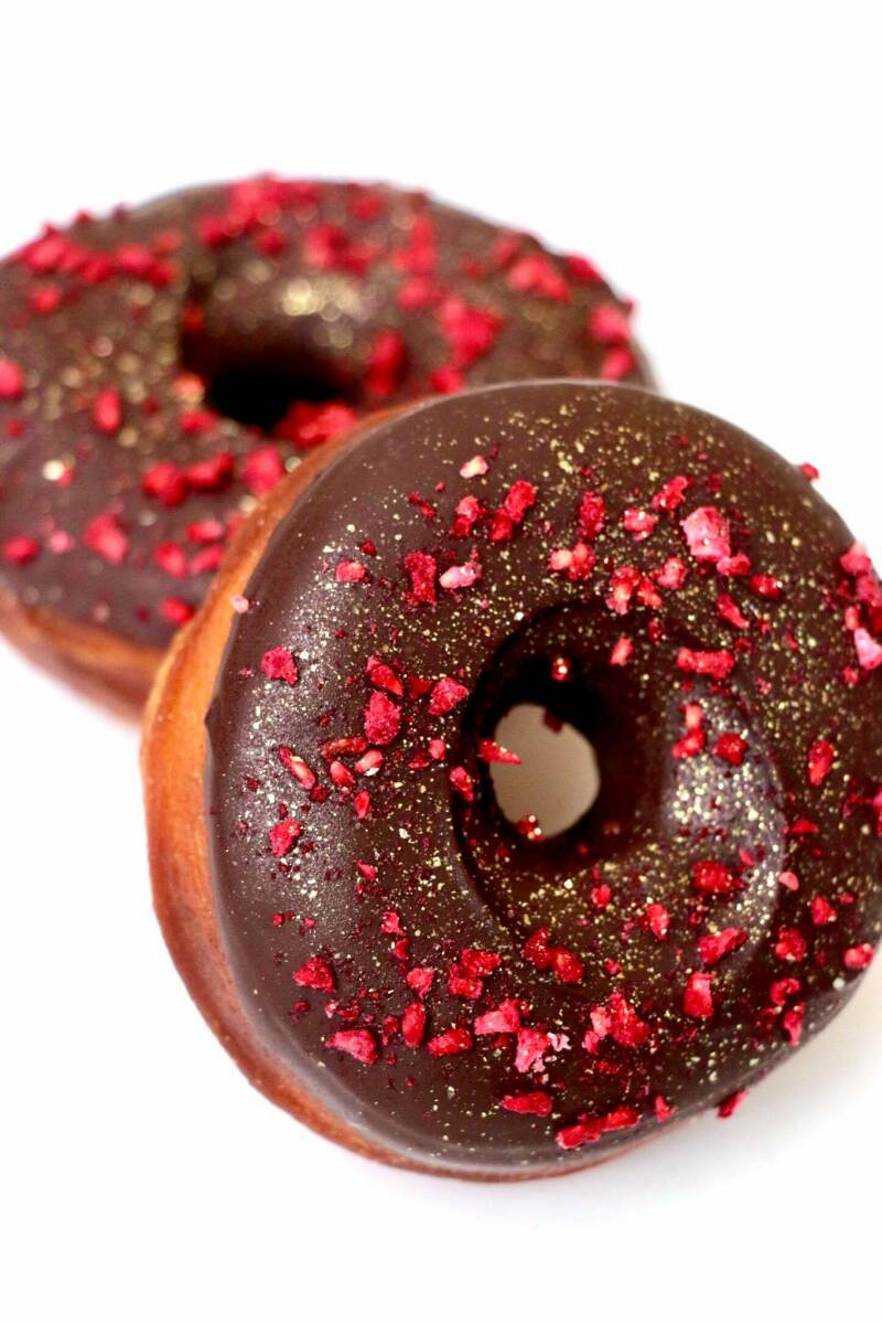 Vegan donuts to share (or not to share)