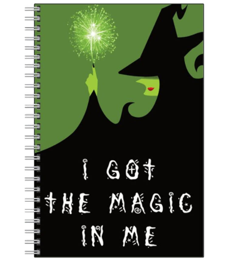 Witch Note Book 2