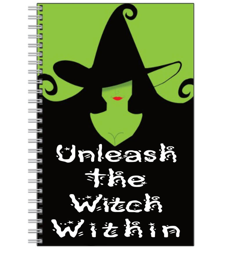 Witch Note Book 3