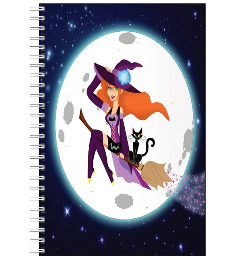 Witch Note Book 1