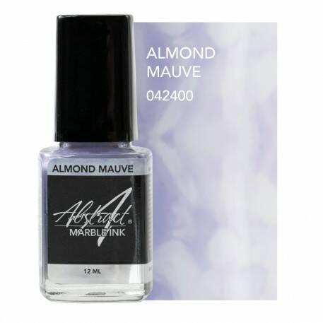 Marble Ink ALMOND MAUVE 12ml | Abstract