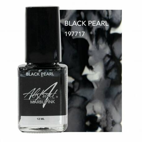 Marble InkBLACK PEARL15ml | Abstract