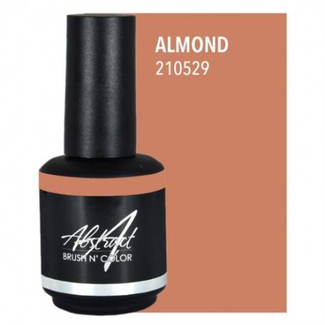 Almond 15ml | Abstract Brush N Color