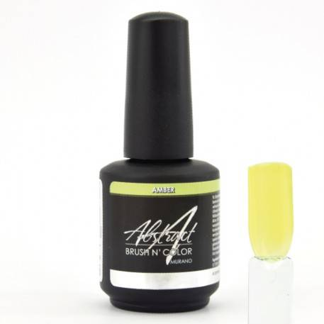 Amber 15ml Murano| Abstract Brush N Color