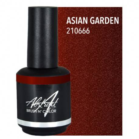 Asian Garden 15ml   Abstract Brush N Color