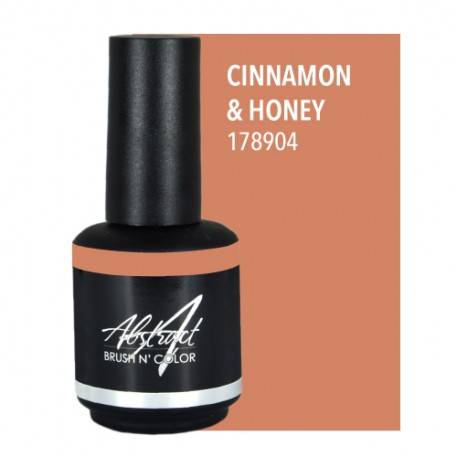Cinnamon & Honey 15ml | Abstract Brush N Color