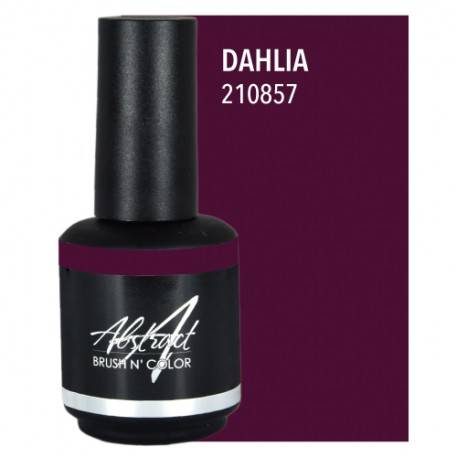 Dahlia 15ml  | Abstract Brush N Color