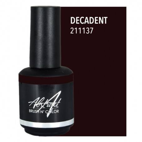 Decadent 15ml   Abstract Brush N Color