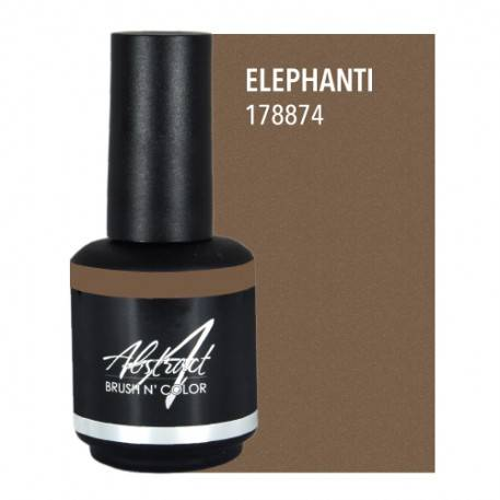 Elephanti 15ml | Abstract Brush N Color