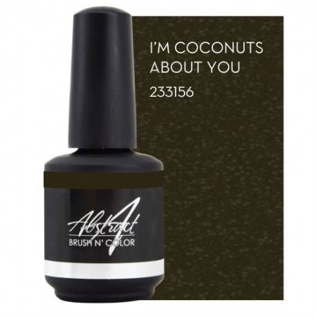 I'm Coconuts About You 15ml | Abstract Brush N' Color