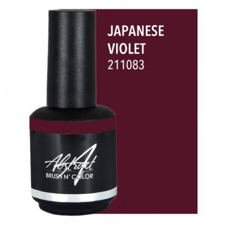 Japanese Violet 15ml| Abstract Brush N Color
