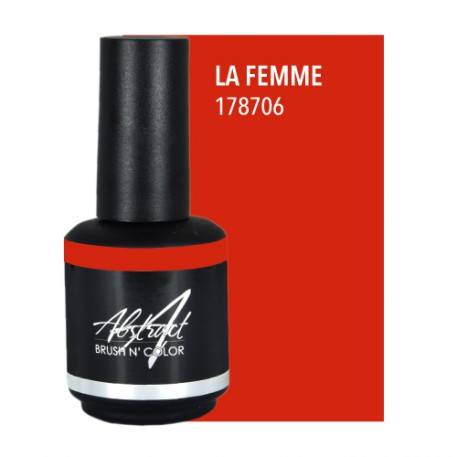 La Femme 15ml | Abstract Brush N Color