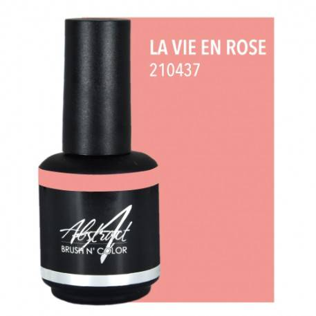 La Vie En Rose 15ml | Abstract Brush N Color