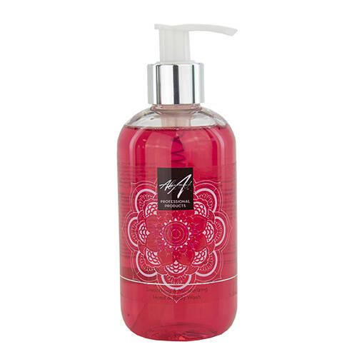 Lotta Rosy Hand & Body Soap 250ml | Abstract