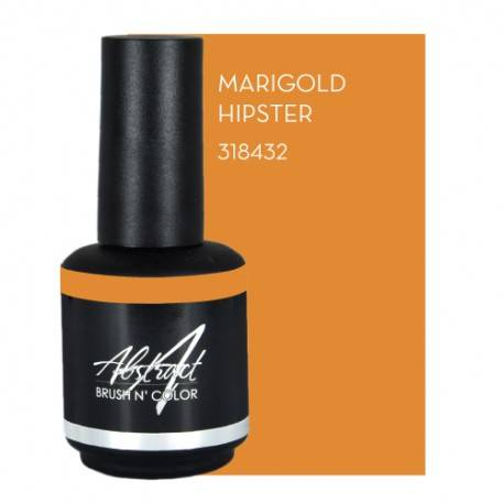 Marigold Hipster 15ml | Abstract Brush N' Color