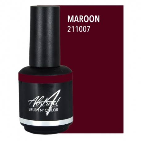 Maroon 15ml | Abstract Brush N Color