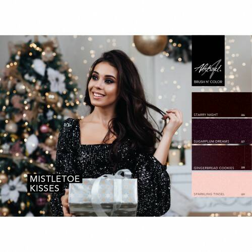 Mistletoe Kisses Collection | Abstract