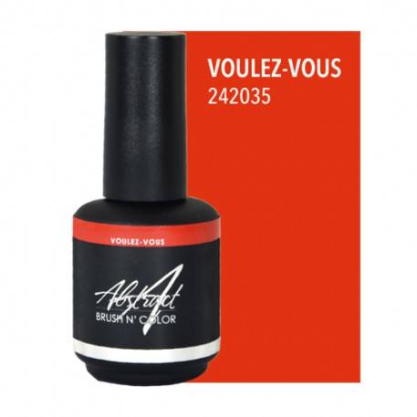 Voulez-Vous 15ml | Abstract Brush N Color