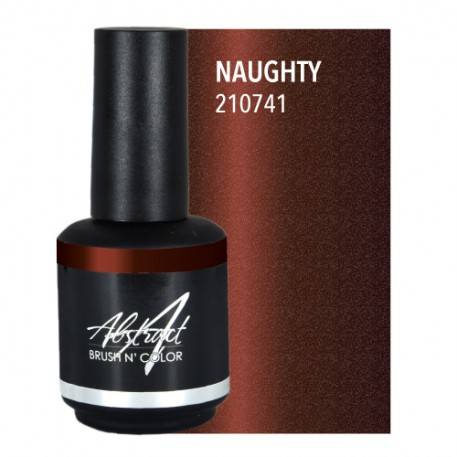 Naughty 15ml | Abstract Brush N Color