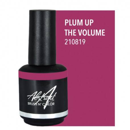 Plum Up The Volume 15ml | Abstract Brush N Color