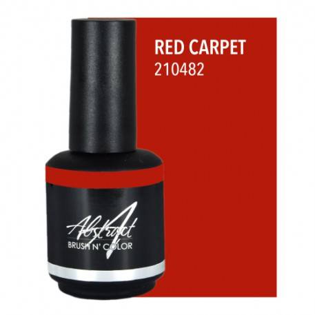 Red Carpet 15ml | Abstract Brush N Color