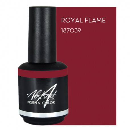 Royal Flame 15ml | Abstract Brush N Color