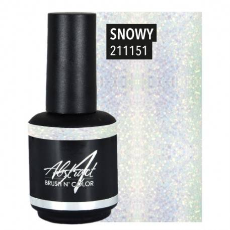 Snowy 15ml | Abstract Brush N Color