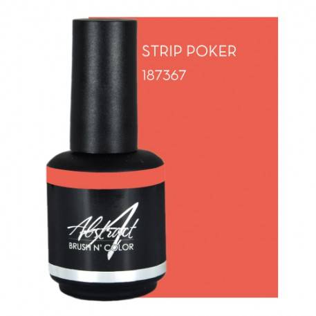 Strip Poker 15ml   Abstract Brush N Color