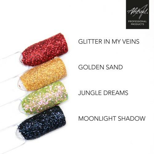 Wild @ Heart Glitter Collection | Abstract