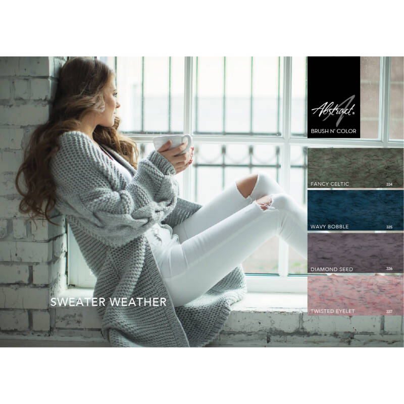 Sweater Weather Collection | Abstract