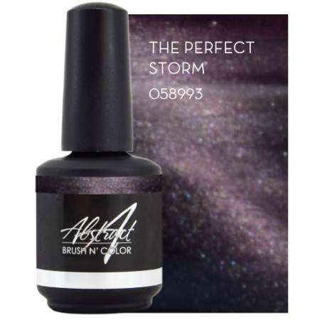 The Perfect Storm 15ml Cat Eye   Abstract Brush N Color