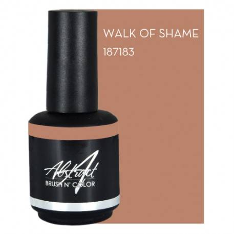 Walk Of Shame 15ml | Abstract Brush N Color