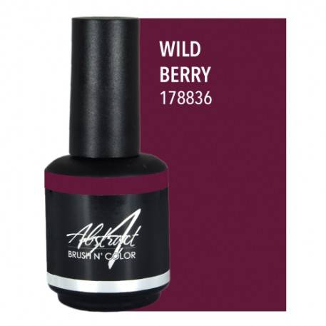 Wild Berry 15ml | Abstract Brush N Color