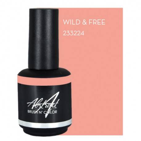 Wild & Free 15ml | Abstract Brush N' Color