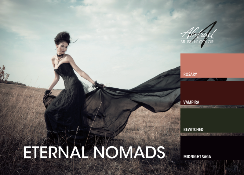Eternal Nomads Collection | Abstract