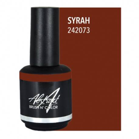 Syrah 15ml | Abstract Brush N Color