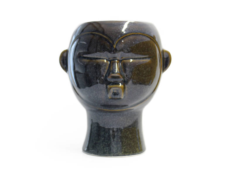 Mask pot klein