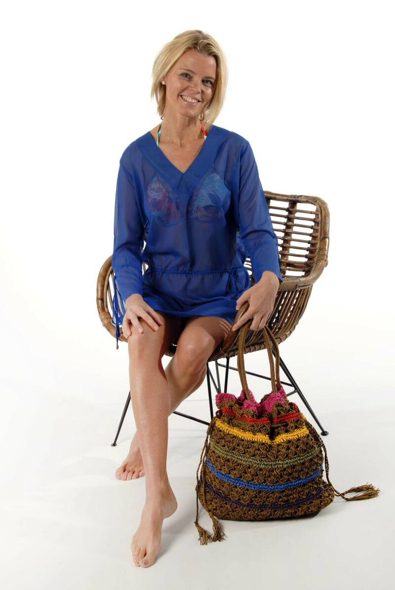 Donne Del Sole Sofia tunic