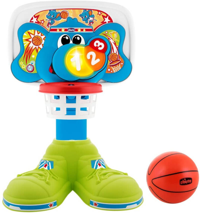 Chicco basketbalspel Basket League junior 58 cm 2-delig
