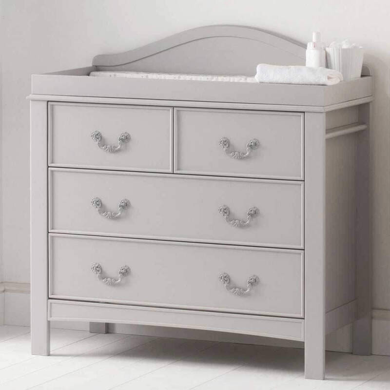 East Coast Toulouse commode grijs 106,5 cm
