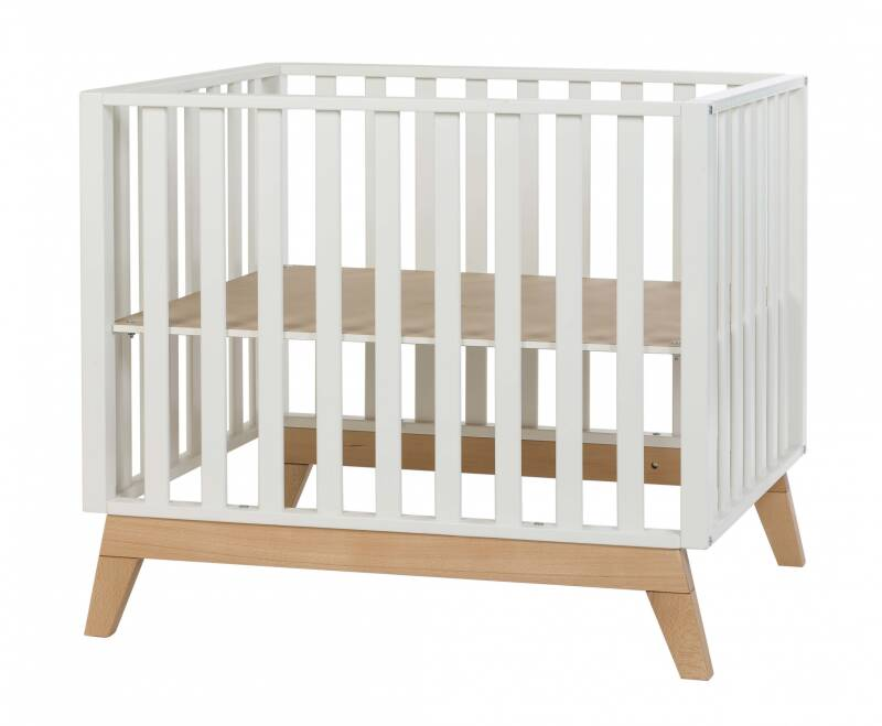 Pericles babybox Malmo 98 x 78 cm wit