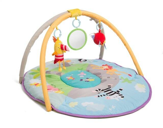 Taf Toys babygym Jungle Pals junior 100 cm 5-delig