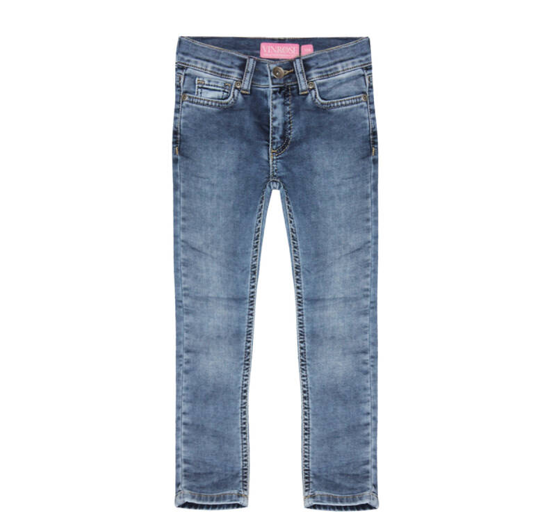 BROEK / JEANS / JULIETTE / Blue Denim VINROSE